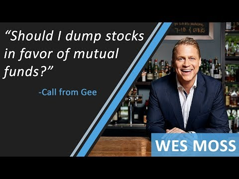 Should I Dump Stocks In Favor Of Mutual Funds? | ETF Or Mutual Funds | Wes Moss