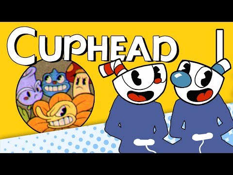 Cuphead - PART 1 - My Cuphead Runneth Over - Let's Game It Out |