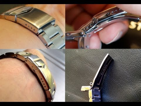 Steinhart Ocean GMT 1 Bracelet Issue