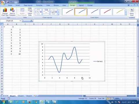 How To Swap Between X And Y Axis In Excel Youtube
