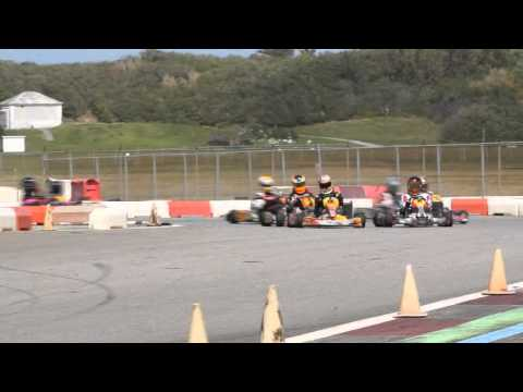 #2 Karting At Southside Motor Sports Park Bermuda March 4 2012