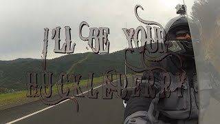 GoPro HD Goldwing Motorcycle Scenic Touring Ride, California Gold Country.WTA-Volbeat, Doc Holliday