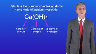 GCSE Chemistry (9-1) Avogadro's constant 1