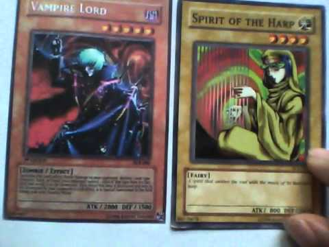 printing yugioh cards tutorial actual size hd youtube
