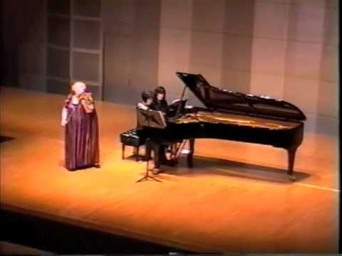 Kreisler- Liebesleid, Schön Rosmarin: Dora Schwarzberg (violin), Nanako Pohl (piano)