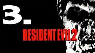 RESIDENT EVIL 2 - LA PERRERA / LEON A #3 - GAMEPLAY ESPAÑOL