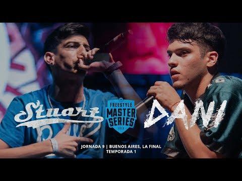 DANI vs STUART - FMS Argentina Jornada 9 OFICIAL - Temporada 2018/2019.