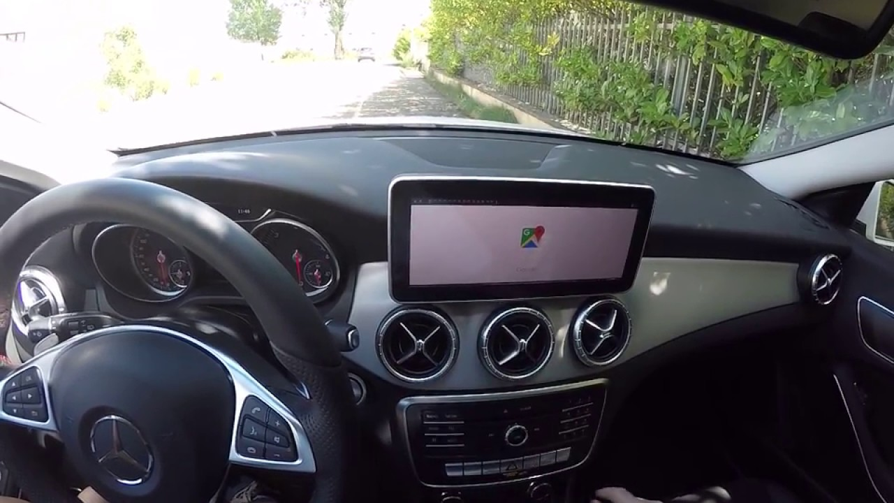 Monitor 10 25 Quot Mercedes Cla Sb X117 Ntg5 X Android Touch