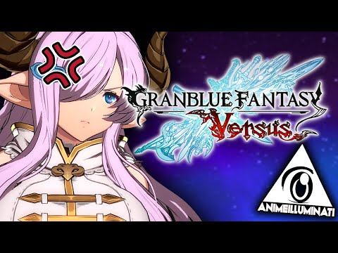 Japan isn't happy with the new Granblue Fantasy Versus update... |