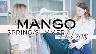 Spring Summer Mango Haul 2018