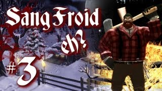 "Sang-Froid: Tales of Werewolves Playthrough w/ Kootra Part 3 ""Rome you say?"""