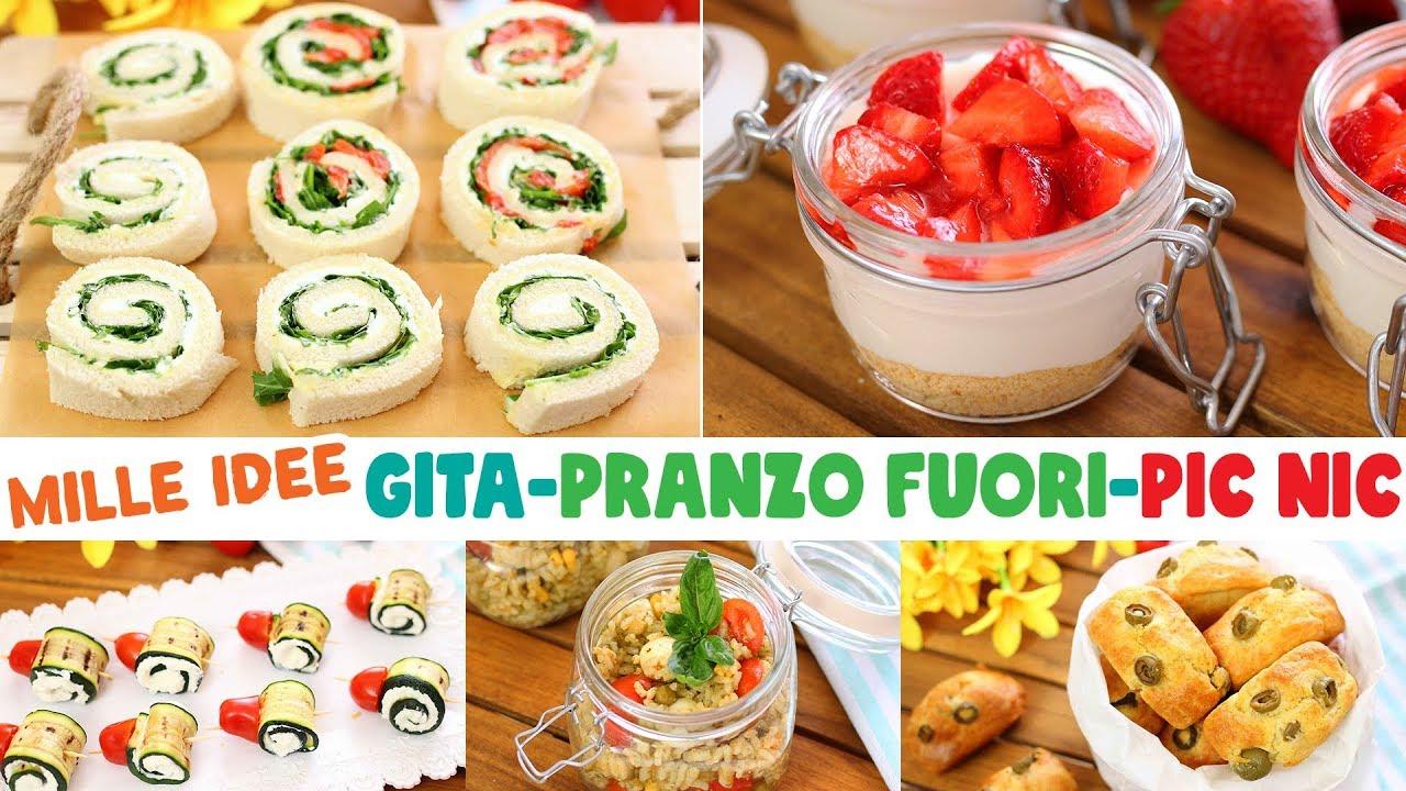 Piatti Freddi Veloci Da Asporto mille idee: gita, pranzo fuori, pic nic - ricette facili, veloci e senza  cottura