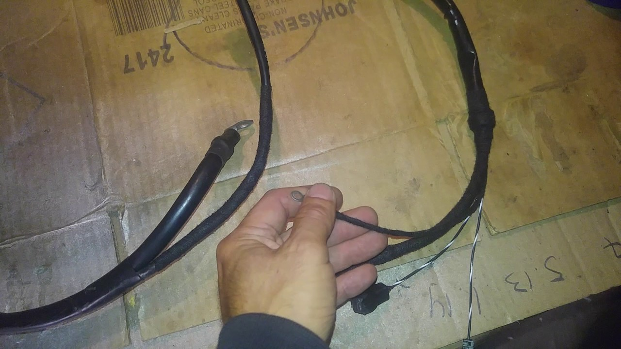 maxresdefault mercedes e420 lower harness repaired 1245403130 youtube biodegradable wiring harness mercedes at virtualis.co