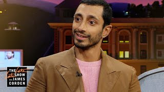 Riz Ahmed Almost Dapped Up Queen Elizabeth