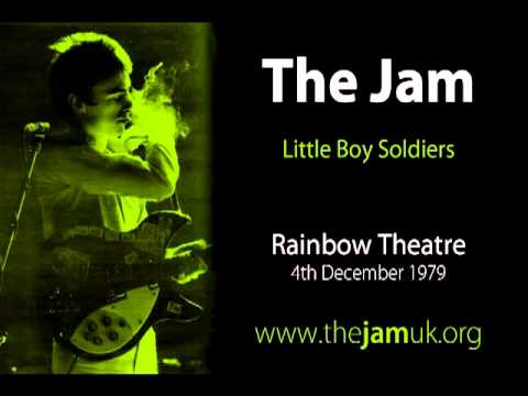The Jam - Little Boy Soldiers (live).mp4