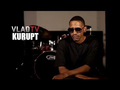 Kurupt on Celebrity Gang Affiliation: They Aren't Hurting Anyone