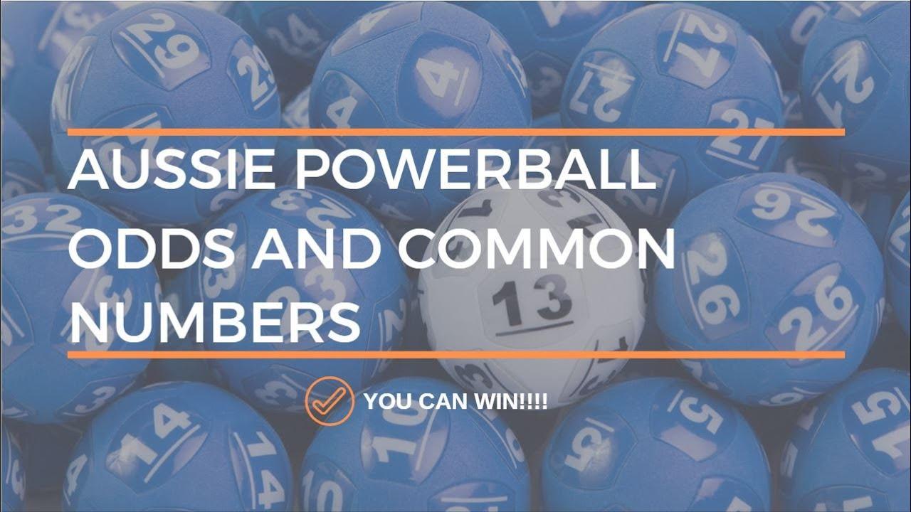 Powerball Statistics Australia