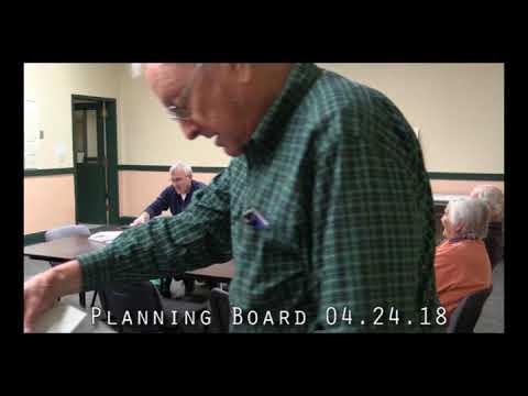 Planning Board 04.24.18