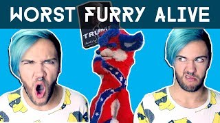 THE WORST FURRY ALIVE