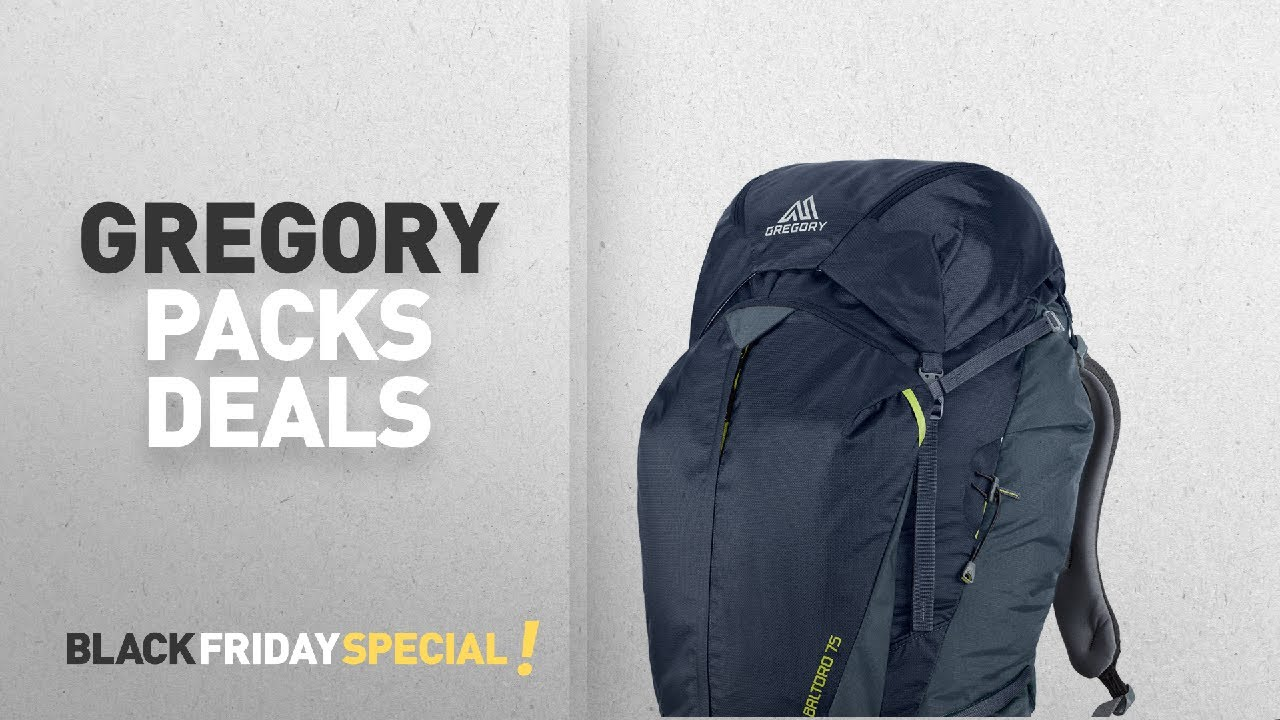 Save 25% On Select Gregory Packs | Black Friday On Amazon