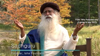 Sadhguru talks about the importance of water