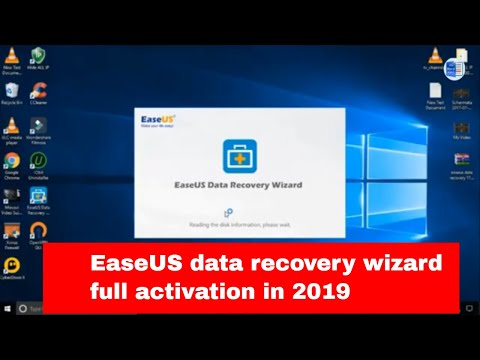 Easeus Data Recovery Wizard Full Activation In 2019