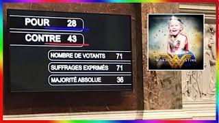 """Wonder Augustine : sa maman est """"écoeurée"""" par un vote """"contre"""" des députés de la majorité"""
