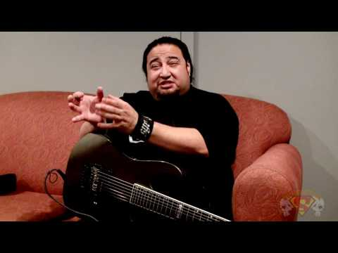 Dino Cazares of Fear Factory Interview