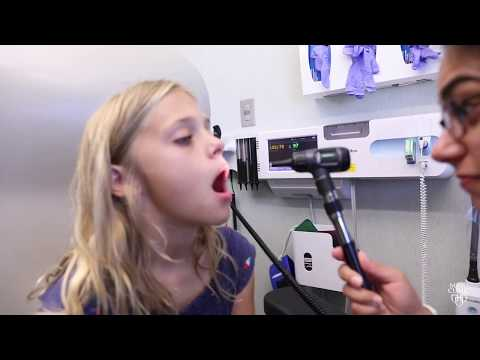 Mayo Clinic MInute: What To Expect During Your Child's Physical