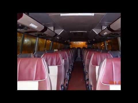 45 Seater , Delhi Bus Hire Rental, Heater Semi volvo,www.kuwarjitravels.com