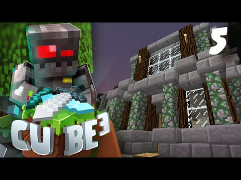 Minecraft Cube SMP S3 Episode 5: New Residence