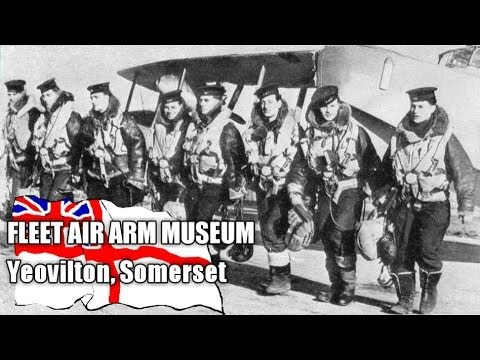 Fleet Air Arm Museum with The Mighty Jingles - Part 5