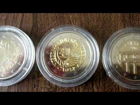 Deutsche Kursmünzensätze, mehr 2 Euro Münzen, ... - Update