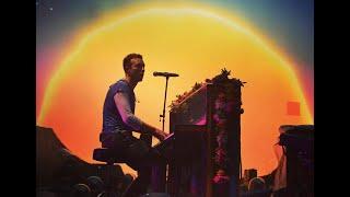 Coldplay - Paradise (Live at Glastonbury 2016) 4K 60FPS