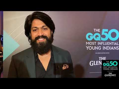 'Rocking Star' Yash in conversation with GQ India