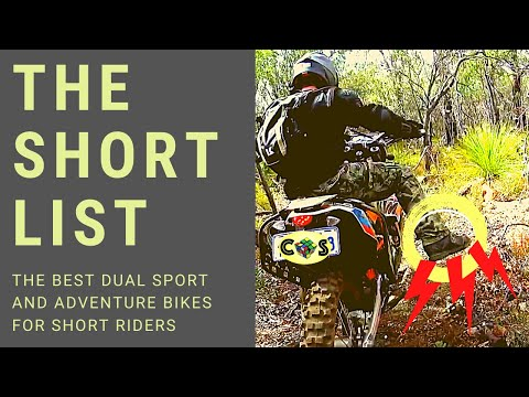 The Short List | Best Bikes & Mods For Short Adventure & Dual Sport Riders