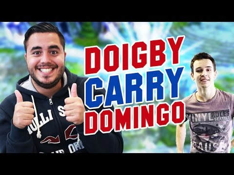 DOIGBY CARRY DOMINGO