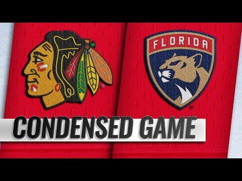 11/24/18 Condensed Game: Blackhawks @ Panthers