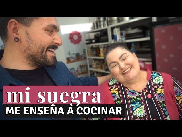 Cocinando con Mi Suegra por primera vez | La Capital