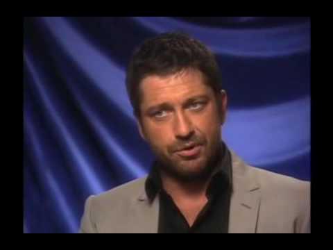 Gerard butler threesome interview opinion