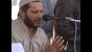 Pakistani Crickter Shahid Afridi Views about tablighi jamaat