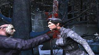Mortal Kombat X (iOS) - Unstoppable Jason Vorhees Gameplay + X-Ray Move