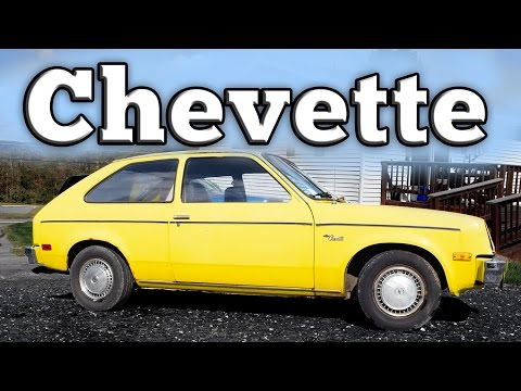 Regular Car Reviews: 1976 Chevrolet Chevette