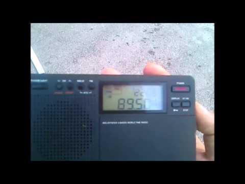 fm dx radios from Italy Libya in Arta 25/8/2013