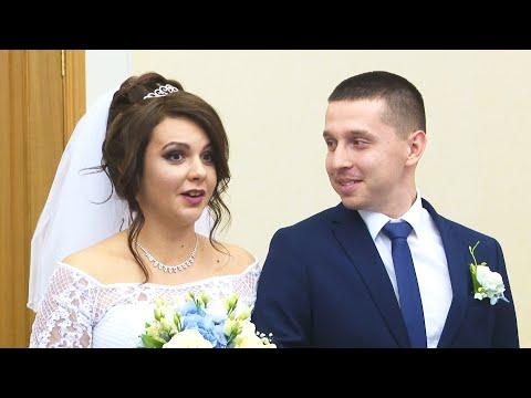 Прикол на свадьбе #2 реакция невесты в ЗАГСе