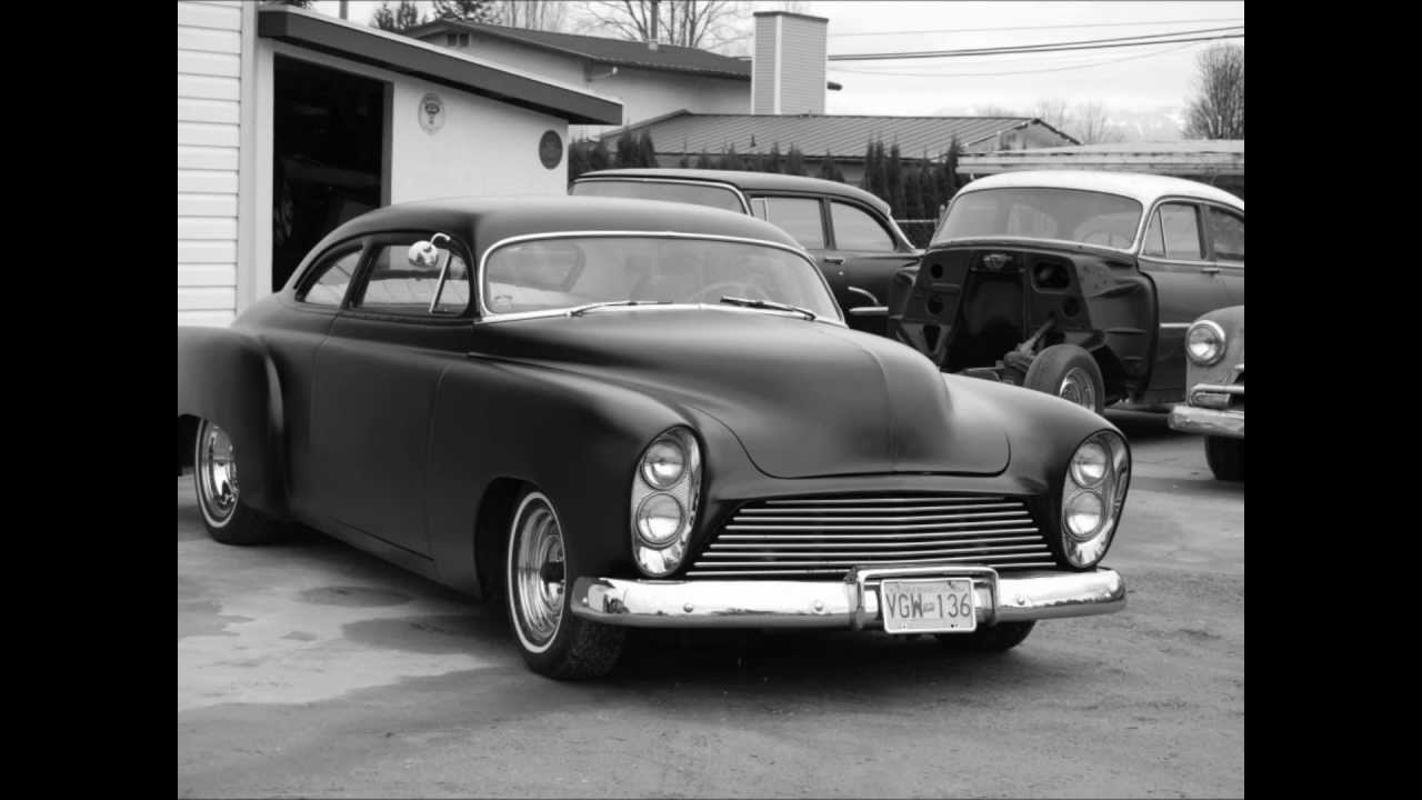 Hot Rod Shop - Old Time Garage Photos.wmv - YouTube