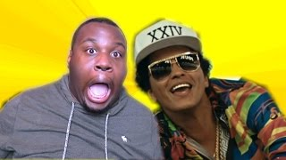 "BRUNO MARS ""24K MAGIC"" (REACTION)"