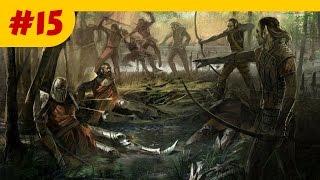 15 Эльфийский террор Ведьмак Первый , Прохождение