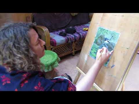Tatiana Petrova: Artecology Artist of the month