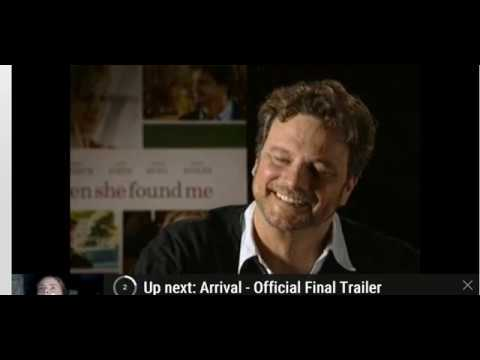 Download Colin Firth Had Doubts About His Character Frank/'Then She Found Me'